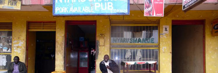 Le «Pork Joint» de Mbarara